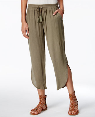 American Rag Teardrop-Hem Soft Pants, Created for Macy's $39.50 thestylecure.com