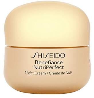 Shiseido Benefiance Nutri Perfect Night Cream 1.7 Oz (50 Ml)