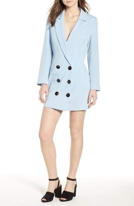 THE EAST ORDER Kaia Blazer Dress