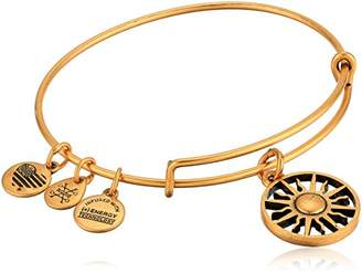 Alex and Ani Women's Rising Sun Charm Bangle Bracelet