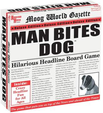 University Games Man Bites Dog Deluxe Edition Game