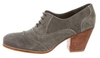 Rachel Comey Wingtip Oxford Booties