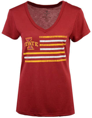 Colosseum Women Iowa State Cyclones PowerPlay T-Shirt