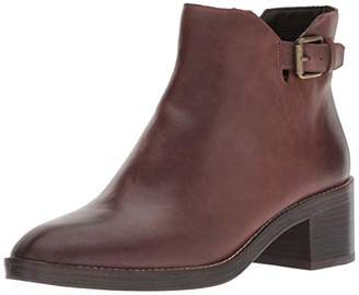 Cole Haan Women's Harrington Grand Buckle Boot Mid Calf