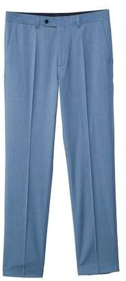 Mango man MANGO MAN Slim-fit patterned suit trousers