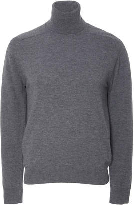 Ami Classic Turtleneck Sweater