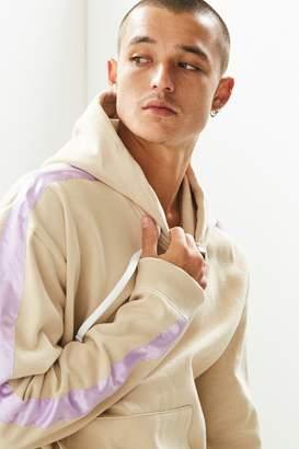 Urban Outfitters Contrast Tape Hoodie Sweatshirt