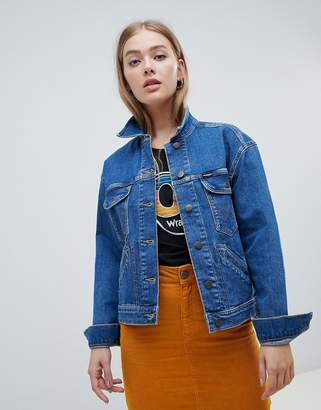 Wrangler Rocks denim jacket