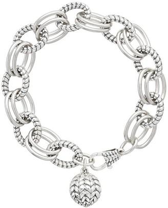 Tiffany & Co. Kay Studio Sterling Herringbone Link Bracelet