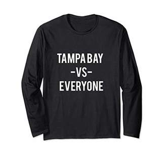 Victoria's Secret Tampa Bay Everyone Sports Lover City Pride Gift Long Sleeve T-Shirt