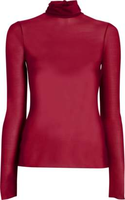Victoria Beckham Long Sleeve Polo Neck