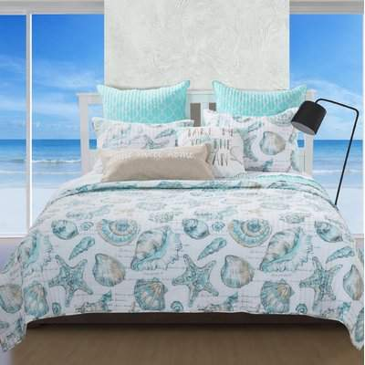 Wayfair Zain Reversible Quilt Set