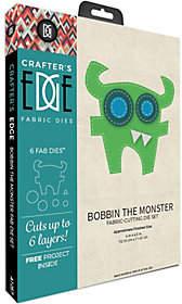 Crafter's Edge Bobbin the Monster Fabric Cuttin