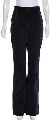 Nina Ricci High-Rise Wide-Leg Pants