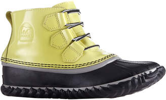 Sorel Out N About Rain Waterproof Patent Boot