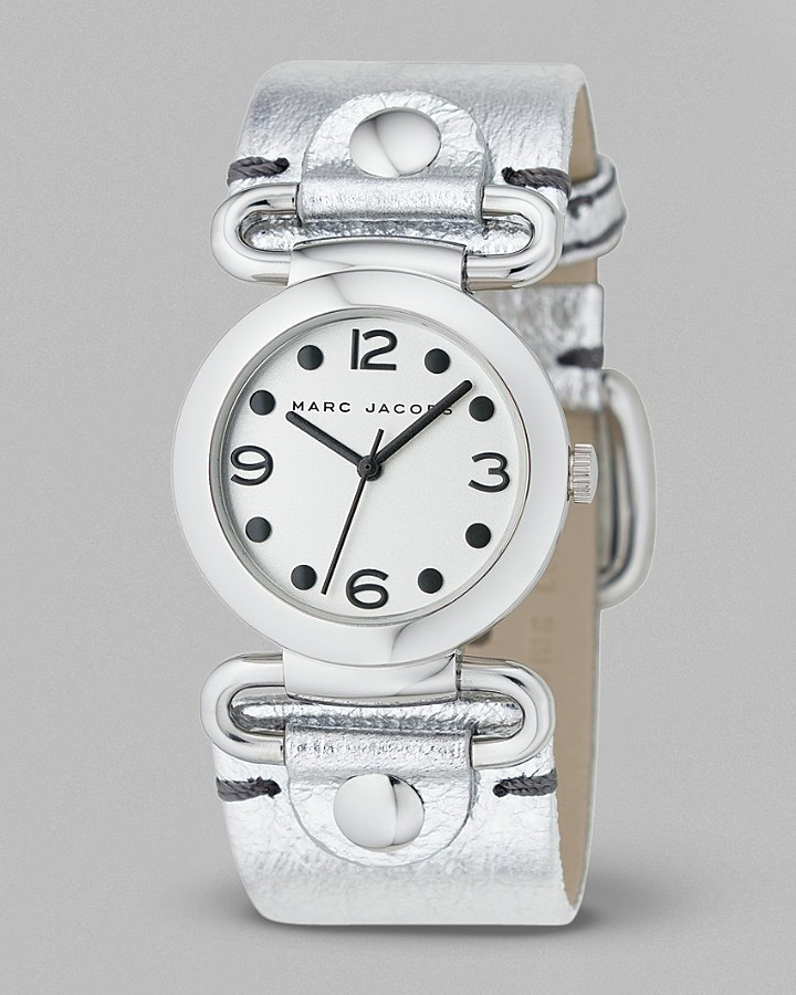 MARC BY MARC JACOBS Mini Molly Leather Watch 30mm