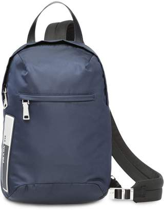 Prada Nylon one-shoulder backpack