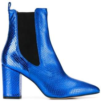 Paris Texas pointed ankle boots