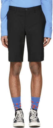 J.W.Anderson Black Suiting Shorts