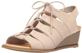 Dr. Scholl's Shoes Women's Court Wedge Sandal