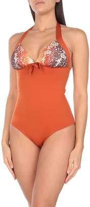 Twin-Set One-piece swimsuits