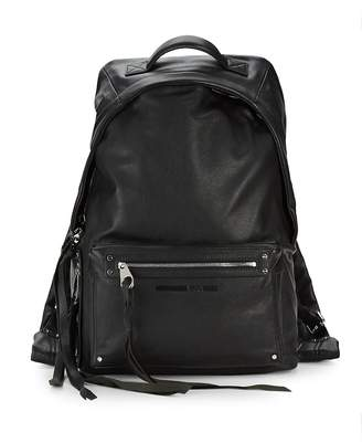 McQ Women's Classic Leather Backpack