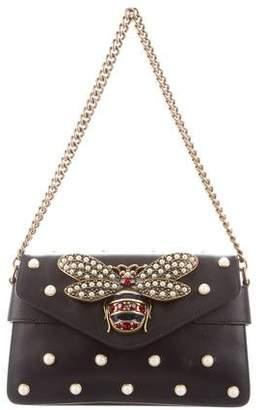 Gucci Broadway Leather Mini Bag