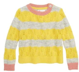 Boden Mini Stripe Knit Sweater