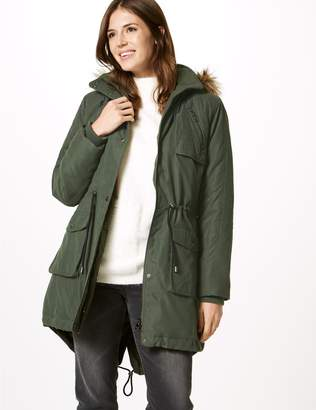 Marks and Spencer Parka with Stormwear