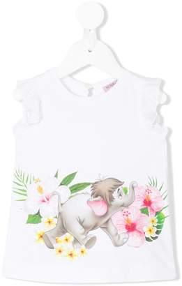 MonnaLisa Hathi Jr. T-shirt
