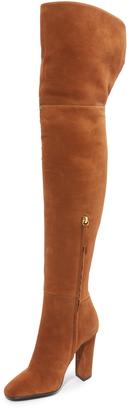 Giuseppe Zanotti Knee High Boot $1,595 thestylecure.com