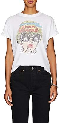 RE/DONE Women's Graphic Cotton T-Shirt
