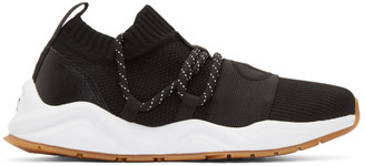 Champion Reverse Weave Black Rally Hype Lo Sneakers