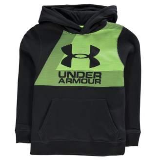 Under Armour Kids Boys Sportsstyle Hoody Junior OTH Hoodie Hooded Top Long