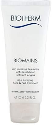 Biotherm Biomains Age Delaying Hand and Nail Treatment, 100 ml