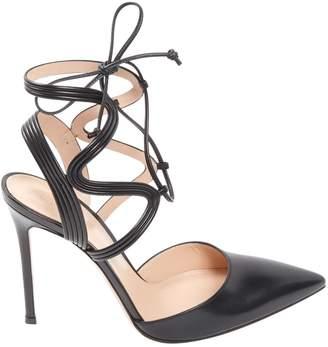 Gianvito Rossi Leather heels