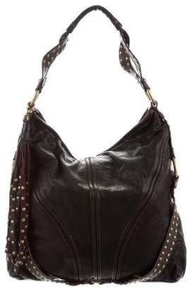 Botkier Embellished Leather Bag