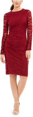Vince Camuto Stretch Lace Bodycon Dress