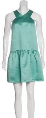 Tibi Sleeveless Casual Dress