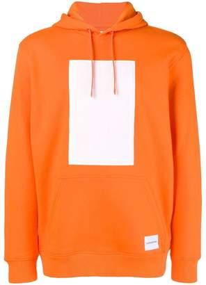 Calvin Klein Jeans colour-block hoodie
