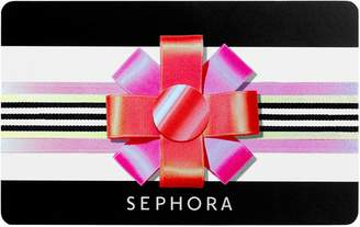 Sephora Limited Edition Bow Gift Card