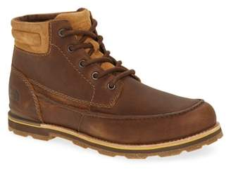 The North Face Bridgeton Waterproof Moc Toe Boot