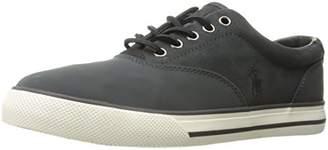 Polo Ralph Lauren Men's Vaughn Saddle Sneaker