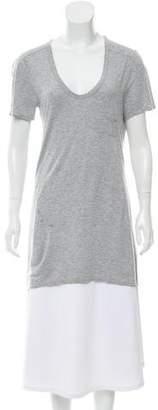 Alexander Wang Lightweight Short Sleeve Top