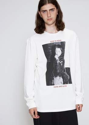 Yang Li Samizdat Hero Long Sleeve Tee