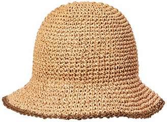 Under Zero Women's Summer Straw Hat Floppy Sun Hat