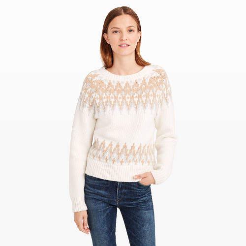 Tumblinah Fair Isle Sweater