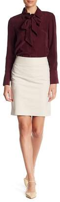 Amanda & Chelsea Split Back Pencil Skirt