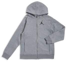 Jordan Boy's Fleece Carbon AJ Hoodie