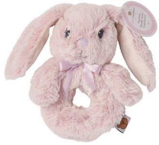 Piccolo Bambino Baby's Ring Rattle Bunny